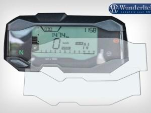 Set de láminas protectoras de pantalla para la G 310