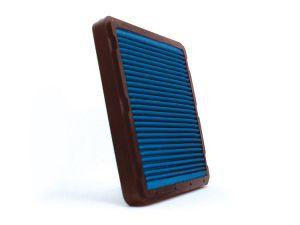 Filtro de aire permanente BLUE con filtro de placa