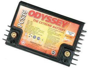 Odyssey PowerPack batteries