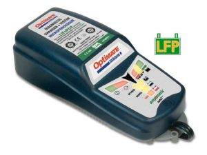 Cargador de bateria Optimate 4 Lithium