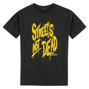 CAMISETA ICON STREETS NOT DEAD