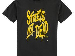CAMISETA ICON STREETS NOT DEAD
