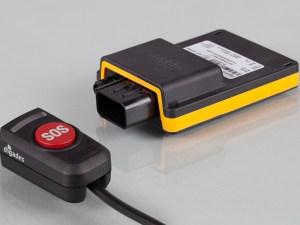 Sistema automático de llamada de emergencia dguard® MJ2021 para motos