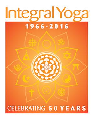 Integral-yoga-50th-anniversary-logo