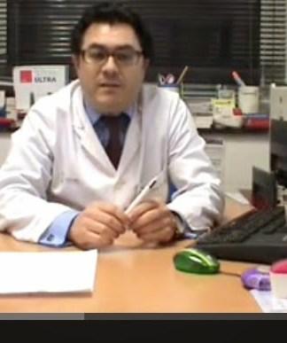 Entrevista al Dr. Álvaro Moreno sobre alergia