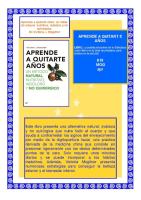 """""""Aprende a quitarte años: un método natural, nutritivo, indoloro y no quirúrgico"""" de Victoria J. Mogilner"""