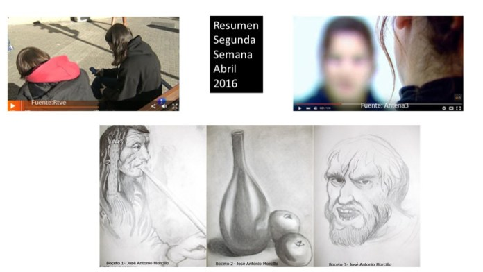 Resumen Segunda Semana Abril 2016