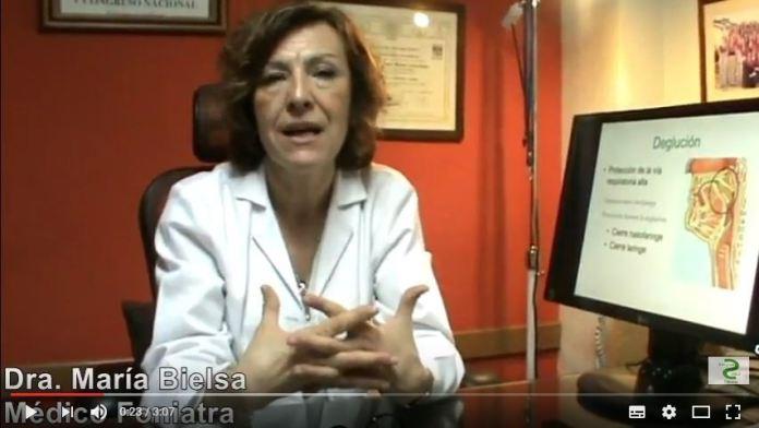 Video Disfagia Dra. María Bielsa