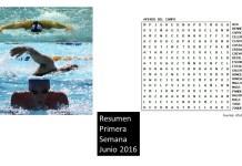 Resumen Primera Semana Junio 2016