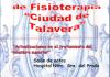 "Cartel I Jornada Nacional de Fisioterapia ""Ciudad de Talavera""."