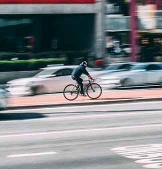 Contamina menos, usa la bici