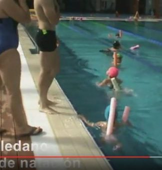 natación en niños