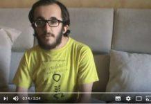 """Ver vídeo del poema """"Discapacidad"""" por Felipe Mateos"""