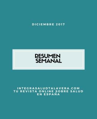 Resumen Tercera Semana Diciembre 2017