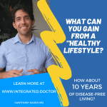 A healthy lifestyle can not only add 10 extra years of disease free life but also protect you from coronavirus. Learn how with Dr. Kaveh. The healing potential is within you. You can stay safer against COVID-19 through your daily lifestyle choices.