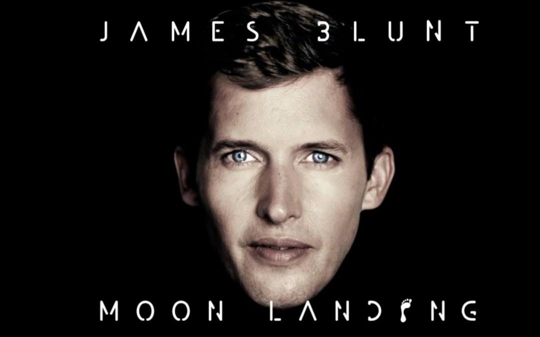 LinkedIn Rockstar Music Review – James Blunt Moon Landing