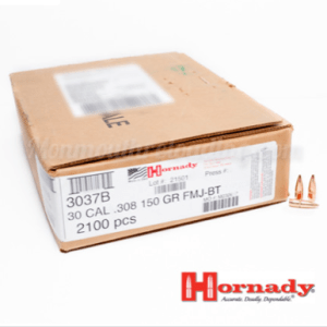 Hornady InterLock Bullets 30 Caliber ( 308″) 165 Grain SST Boat Tail Box of  100