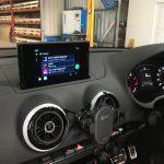 Audi Mmi Rmc 3g Basic 3g High 3g Plus Retrofit Carplay And Android Auto Kit Integrated Automotive Uk