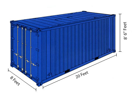 Steel Shipping Containers   Used Shipping Containers For ...