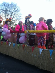 IMG_2419 Carnaval Wijchen bad taste samba band