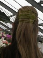 Creative hair decoration