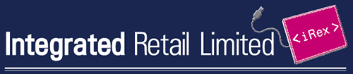 Integrated Retail Limited logo landscape