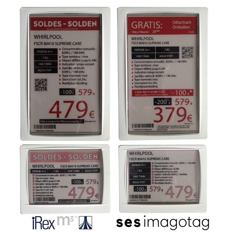 SES-Imagotag-Beligium-iRexM3