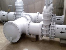 Effluent Piping