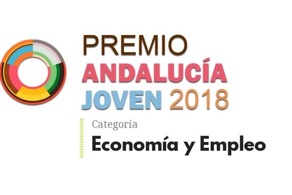 Ganadores del Premio Andalucía Joven 2018