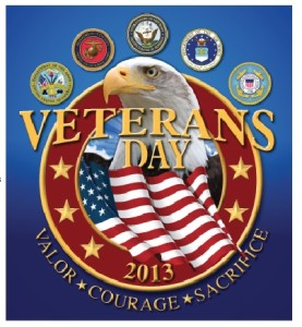 Veterans Day 2013 Official Poster