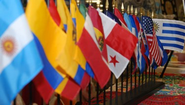 Hispanic Flags Integrate News