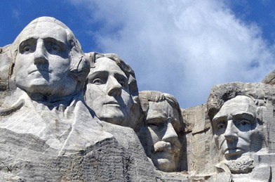 Presidents Day Mount Rushmore IN8