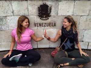 Yoga por Venezuela