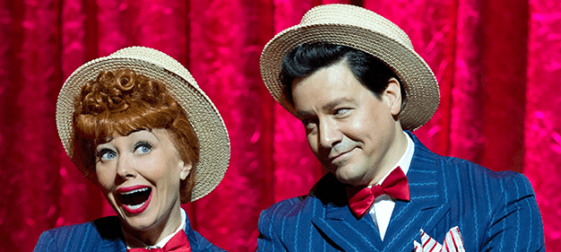 broadway miami i love lucy arsht center integrate news lucille ball desi arnaz