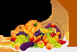 Cornucopia thanksgiving integrate news