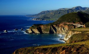 Big Sur, California, massage