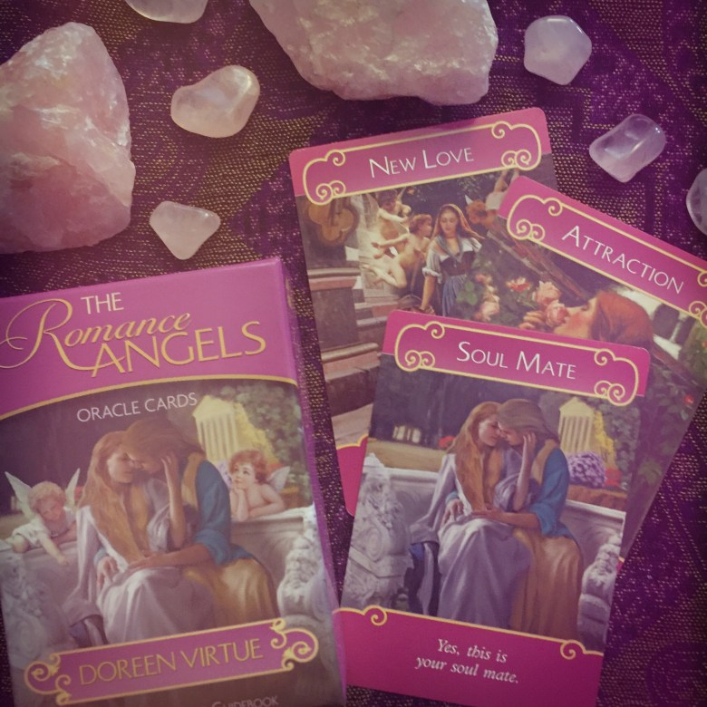 Angel Card Romance Readings~What do your Romance Angels Want you to Know?