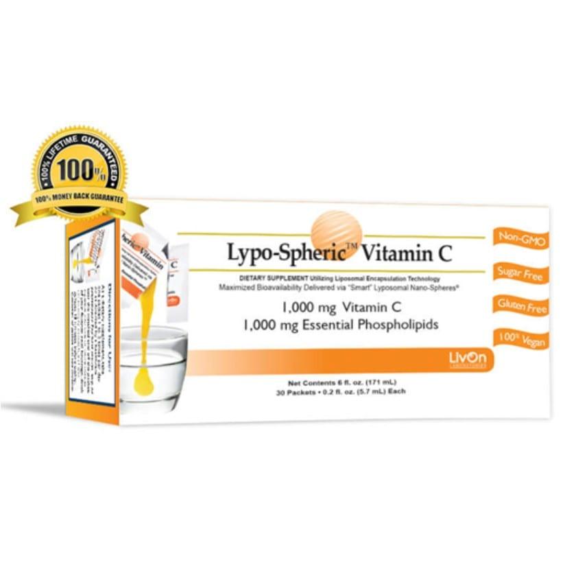 Lypo-Spheric Vitamin C - High Dose Vitamin C in Springfield Missouri