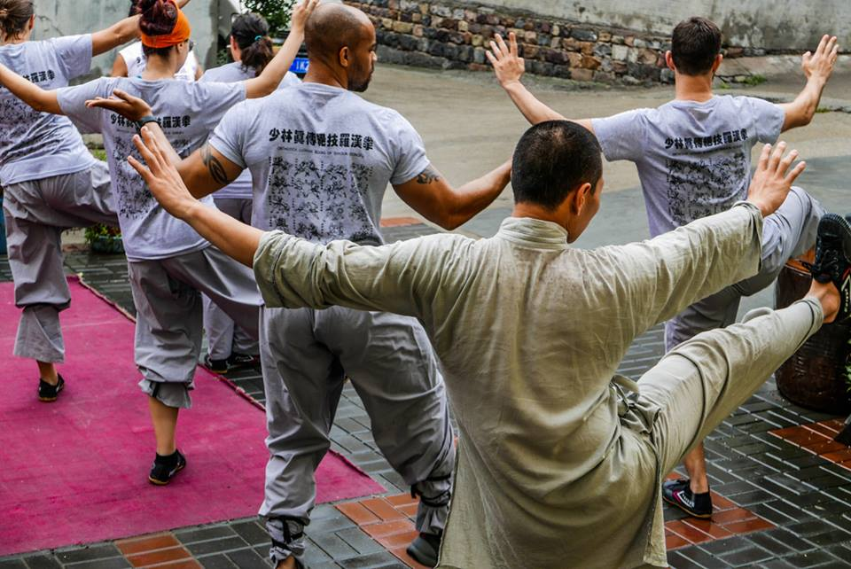 Scientists say Benefits of Tai Chi as good as Crossfit