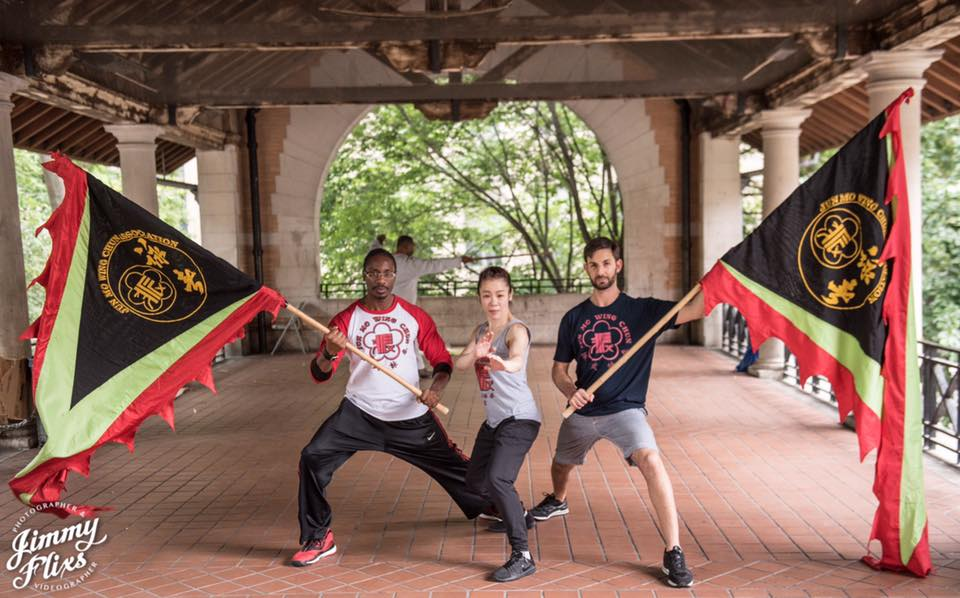 Wing Chun Kung Fu Instructor Training in NYC