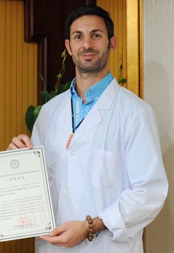 Dr. Jonathan M. Fields