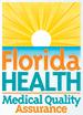 Dept of Health Florida Acupuncture Medical Quality Assurance Logo