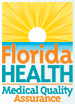 Dept of Health Florida Acupuncture Medical Quality Assurance Logo