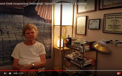 Spinal Stenosis and Sciatica Acupuncture in Coconut Creek Case Study