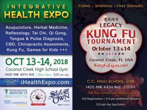 Coconut Creek Health Fair Acupuncture