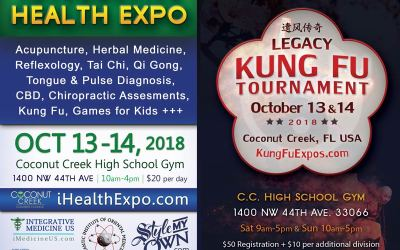 Coconut Creek Health Fair & Kung Fu Expo