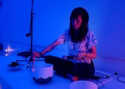 Gabriela Perez Sound Healing Meditation Wynwood