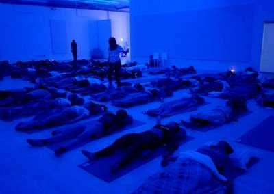 Journey through Chakras CBD Acupuncture Meditation