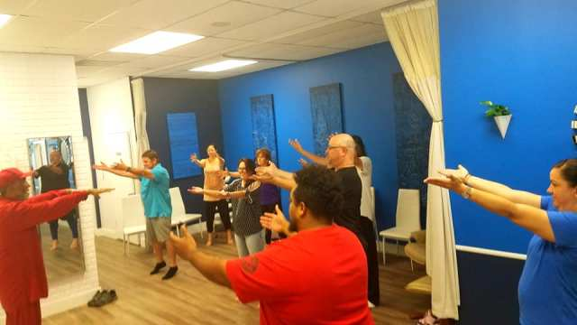 Qi Gong Class in Coral Springs