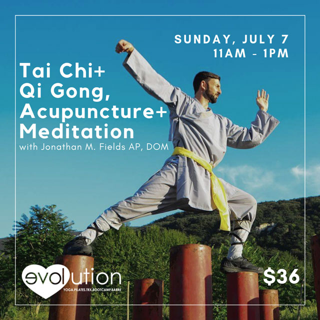 Coconut Creek Tai Chi Qi Gong Acupuncture Evolution Yoga